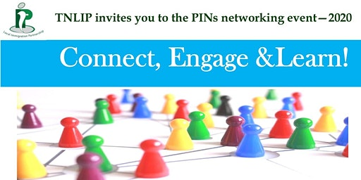 Connect, Engage & Learn: PINs Networking Event - 2020