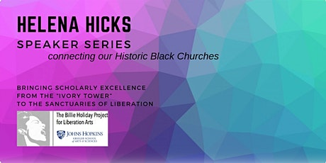 Spring 2020: Helena Hicks Speakers Series tickets