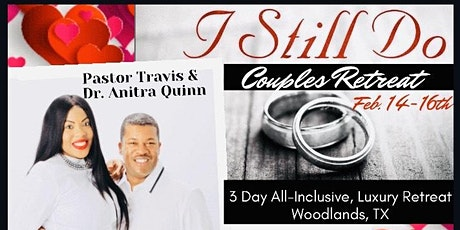 """I Still Do"" All-Inclusive 3-Day Couples Retreat tickets"