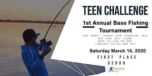 Teen Challenge Bass Fishing Tournament