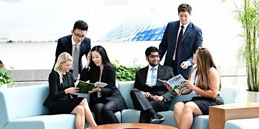 CEIBS MBA Student Reception
