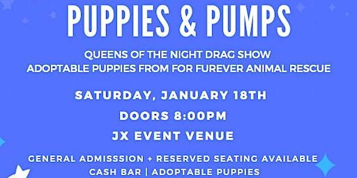 Winterfest Puppies + Pumps - Drag Show!