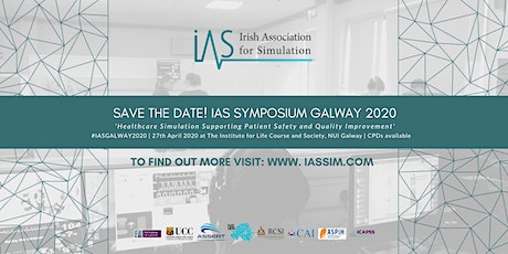 Irish Association for Simulation Symposium 2020 tickets