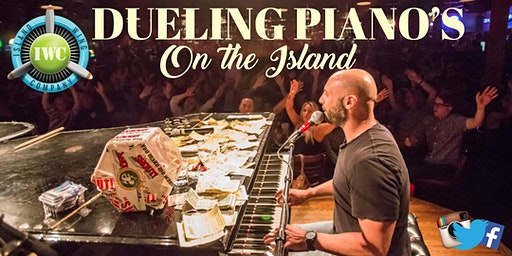 Dueling Pianos at Island Wing Company Sat Feb 8, 2020