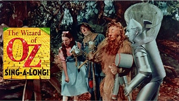"The Sing-Along ""Wizard of Oz"""