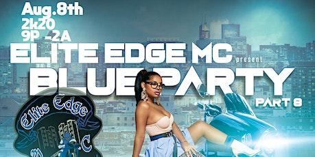 Elite Edge MC Blue Party Part #8 Trophy Party  tickets