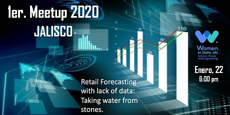 Workshop: Retail Forecasting with lack of data: Taking water from stones. entradas