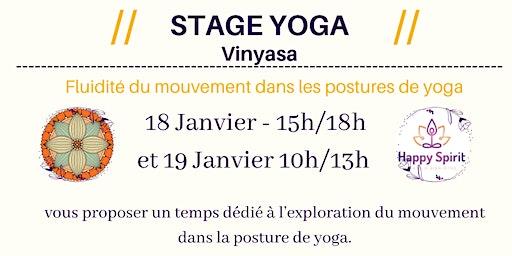 Stage Yoga Vinyasa