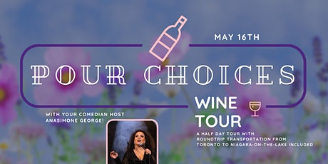 Pour Choices Wine Tour - Spring tickets