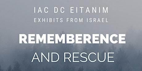 Eitanim - REMEMBRANCE AND RESCUE  tickets