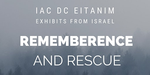 Eitanim - REMEMBRANCE AND RESCUE