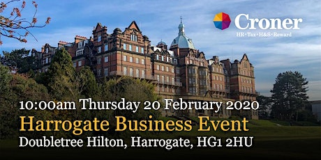 FREE Harrogate HR/Employment Law seminar-The Good Work Plan-ARE YOU READY? tickets