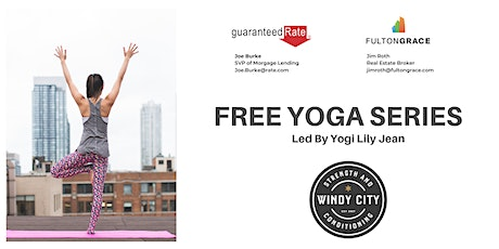 Free Yoga Series tickets