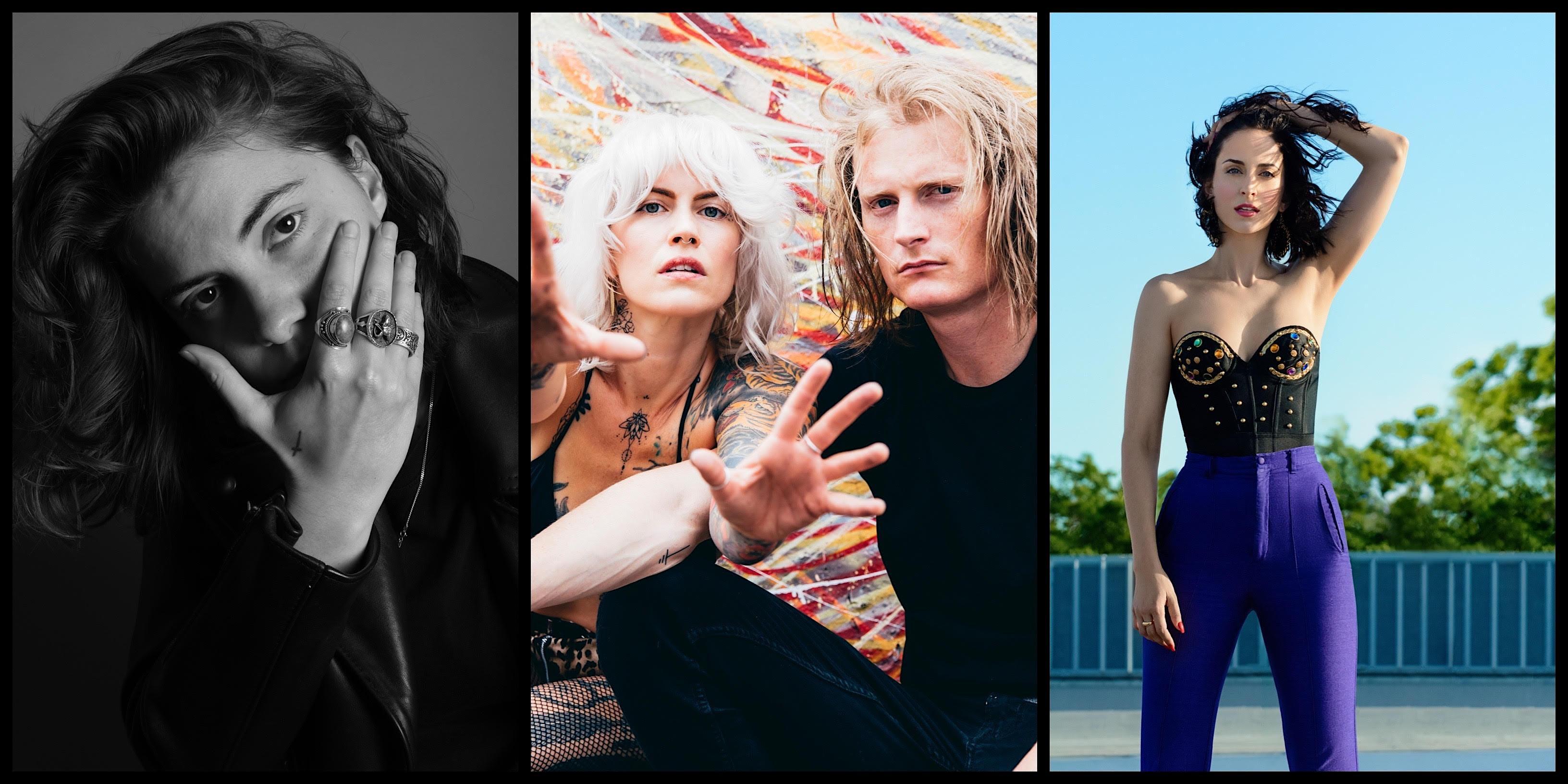 What The Sound Presents: Georgi Kay, Oriah, Nadia Vaeh