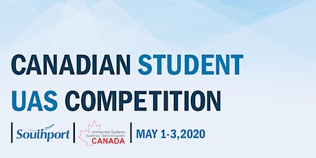 2020 Canadian UAS Student Competition - Individual Registration tickets