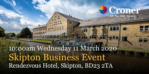 FREE  Skipton HR/Employment Law seminar-The Good Work Plan-ARE YOU READY?