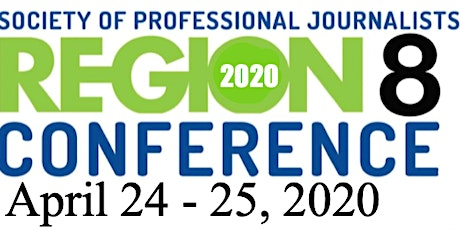 SPJ Region 8 Conference 2020 tickets