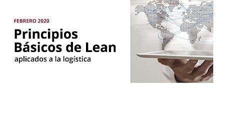 Principios Básicos de Lean Aplicados a la Logística entradas