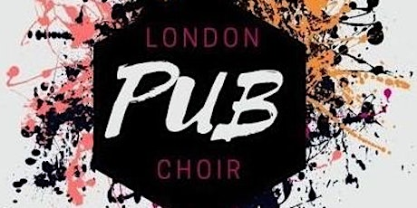 London Pub Choir tickets