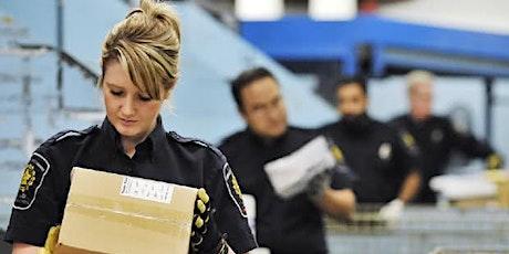 Rencontre avec le recruteur Agence des douanes du Canada billets