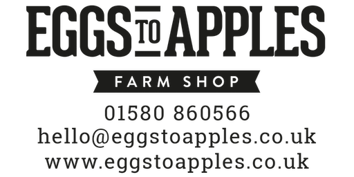 Sarah Hall Pop Up Restaurant at Eggs To Apples Farm Shop, Friday Jan 31st
