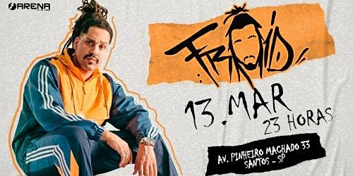 Froid em Santos | Arena Club