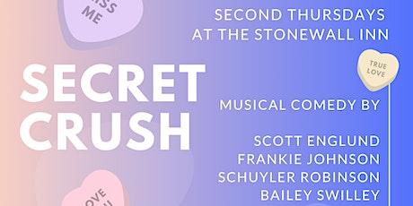 Secret Crush tickets