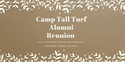 Cancelled - Tall Turf Reunion Open House