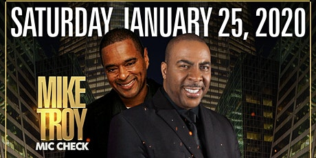 Mike Troy///Mic Check featuring CAPONE tickets