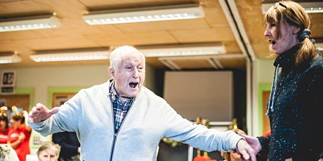 'More than just bingo' - making activity provision better for people living with dementia tickets