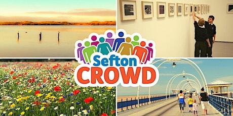 Sefton Crowd - Crowdfunding Workshop  tickets