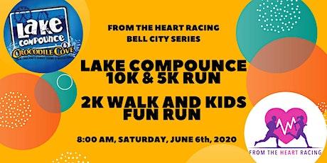 Lake Compounce 10k & 5k Run, 2k Walk and Kids Fun Run tickets