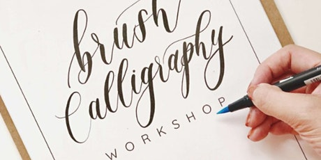 NYC Modern Calligraphy and Brush Lettering tickets