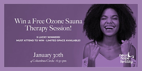 The New Science of Ovarian Rejuvenation tickets