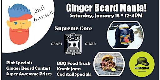 Ginger Beard Man-ia!