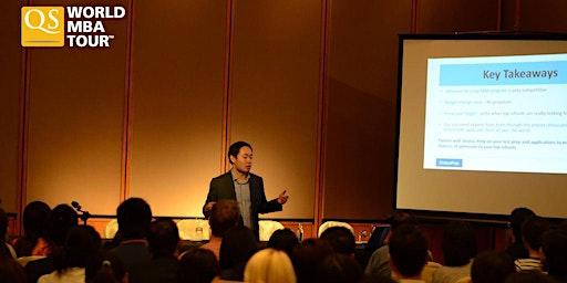 QS World MBA Tour – Shanghai