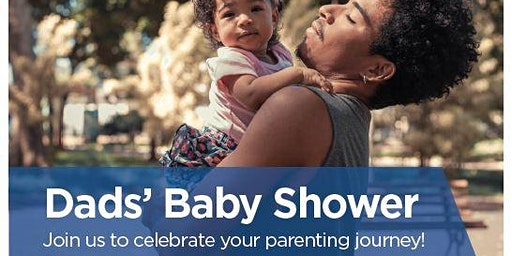 DADS' BABY SHOWER