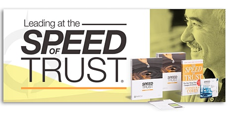 Leading At The Speed Of Trust- Webcast tickets