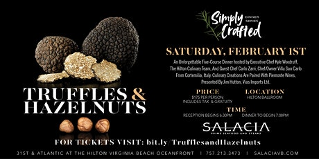 Simply Crafted - Truffles and Hazelnuts tickets