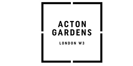 Acton Gardens Community Board Meeting 2020 tickets