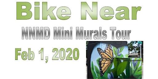 Bike Near NNMD Mini Murals Tour