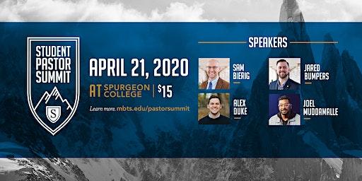 Student Pastor Summit