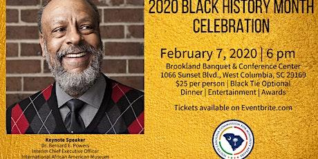 2020 Black History Month Celebration tickets