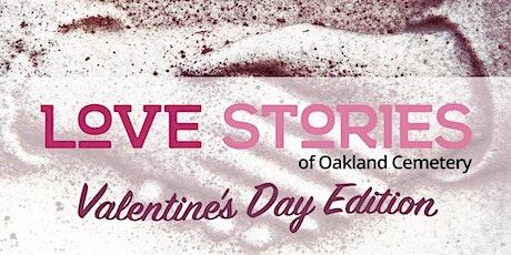 Love Stories of Oakland: Valentine's Day tickets