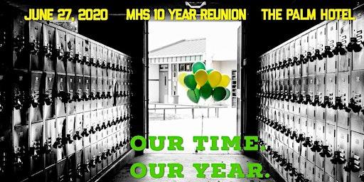 Moorpark High School Reunion - Class of 2010