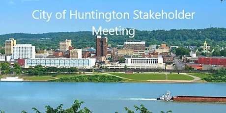 City of Huntington Social Service Stakeholder Meeting tickets