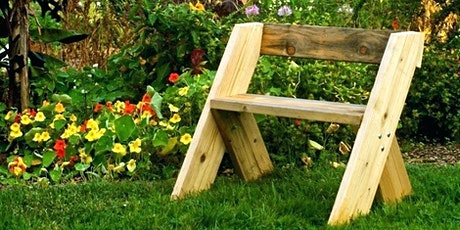 Make a Leopold Bench tickets