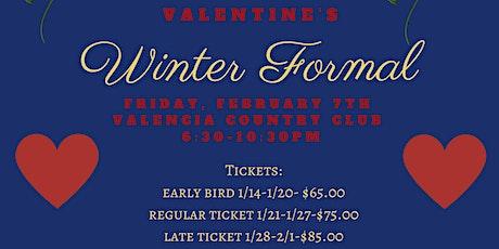 SCVi Winter Formal tickets