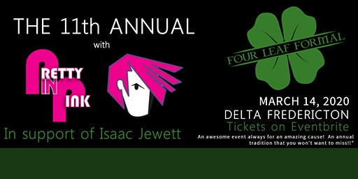 11th Annual Four Leaf Formal