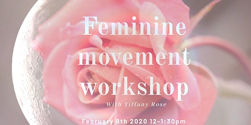 WOMENS MOVEMENT WORKSHOP